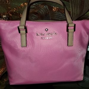 Kate Spade Small Pink Tote